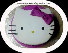 Torta Hello Kitty #hellokittyfacecake