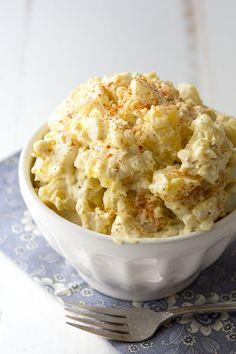 Classic Potato Salad Recipe   Easy Potato Salad   Potato Salad with Egg Recipe   Best Potato Salad
