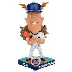 New York Mets Bobble Caricature Style Noah Syndergaard Design #NewYorkMets