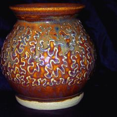 One of my pottery pieces