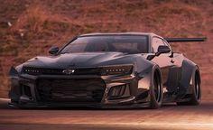 XXL Widebody ZL1!  BIG LIKE (y) #cardoings #cars #supercars #auto #BMW #Audi #Mercedes #Deals #automotive