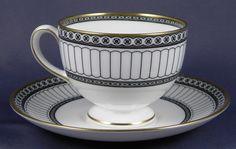 Wedgewood Collonade coffee cup