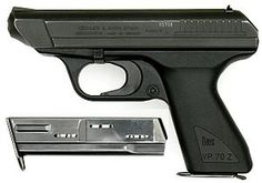HK VP70Z ... one of best pieces what I ever use .