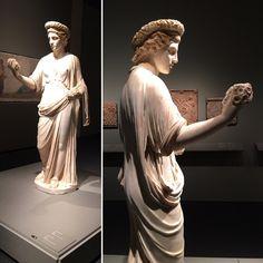 Estatua de Flora Siglo I d.C