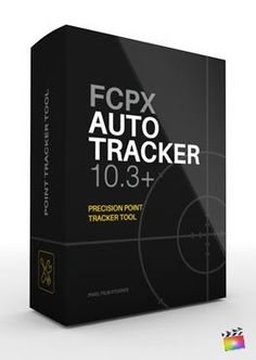 The FCPX Auto-Tracker is a motion tracking tool created exclusively for Final Cut Pro X. Easily track text, pictures, logos, videos, and animations to subjects in footage with a single click. The Auto-Tracker's technology gives users the ability to achieve fast and accurate tracks without having to set a single keyframe. Track forward, track backwards, and track multiple objects in a single scene. FCPX Auto-Tracker is a Final Cut Pro X exclusive plugin.  This plugin requires Final Cut...