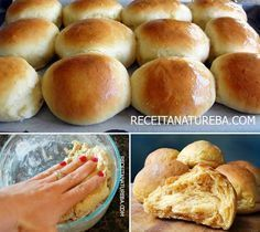 Pão de Batata Doce Sem Glúten This gluten-free sweet potato bread recipe is a lactose-free version with a super easy dough to work with. Dairy Free Recipes, Bread Recipes, Cooking Recipes, Pan Sin Gluten, Sans Gluten, Sweet Potato Bread, Lactose Free Diet, Zero Lactose, Food And Drink
