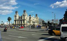 #Barcelona #calle #soleado #street #summer #turismo dia