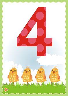 Imagini pentru numarul si cifra 3 poezie Numbers Preschool, Kindergarten Worksheets, Preschool Activities, Number Flashcards, Flashcards For Kids, Learning Games For Kids, Math For Kids, Alphabet Activities, Infant Activities