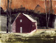 Millers Barn Series VIII
