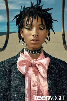 Willow Smith é capa e recheio da Teen Vogue de maio