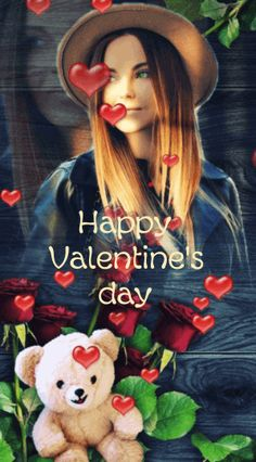 Happy Valentines Day Gif, Photo Effects, Mobile Wallpaper, Lab, Photo Editing, Create Yourself, Movie Posters, Editing Photos, Photo Manipulation