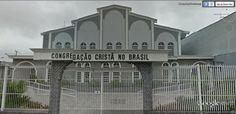 CCB Congregação Cristã no Brasil - Suzano - Grande São Paulo (street view)