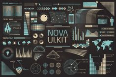 Nova UI Kit by wpthemes on DeviantArt