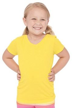 Wholesale Next Level Girl's Princess V - 3740