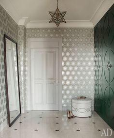 Современная классика с легким американским акцентом. Киевская квартира 85 м2 от Яны Молодых - Дизайн интерьеров | Идеи вашего дома | Lodgers