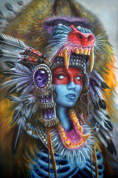 Картинки по запросу derek turcotte paintings
