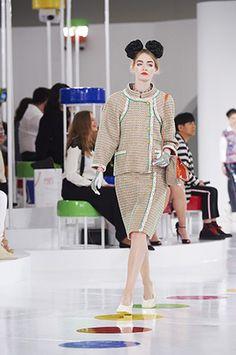 Cruise collection da Chanel é uma ode à cultura do Extremo Oriente - Vogue   Moda