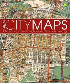 Map exploring the world victoria clarke 9780714869445 amazon great city maps by jeremy black gumiabroncs Gallery