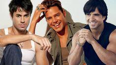Luis Fonsi, Enrique Iglesias, Ricky Martin EXITOS SUS MEJORES CANCIONES ...