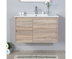 Aulic Grace Wall Hung Bathroom Vanity Storage Cabinet 900mm Wall Hanging, Bathroom Vanity Storage, Storage Cabinet, Bathroom Vanity, Storage, Cabinet, Bathroom Renos, Wall Hung Bathroom Vanities, Bathroom