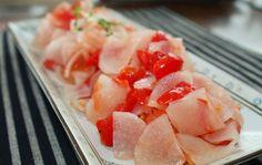 Yummy Recipes: Ensaladang Labanos