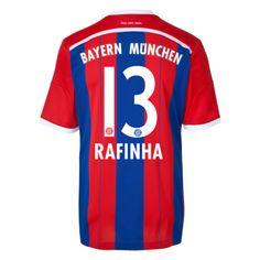 Rafinha #13 Bayern Munich 15/16 Jersey