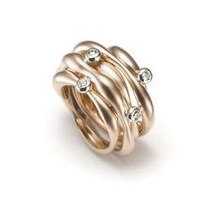 Tibet Diamond Ring