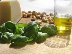 Veselé Borůvky: Pesto alla genovese