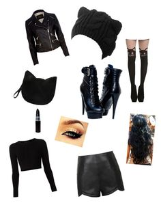 """Catwoman"" by eyglo-osk on Polyvore"