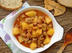 Etli Patates Yemeği Resimli Tarifi - Yemek Tarifleri