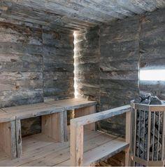 Sauna House, Sauna Room, Sauna Lights, Modern Saunas, Sauna Shower, Sauna Design, Finnish Sauna, Spa Rooms, Laundry In Bathroom