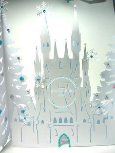 Castelo Frozen | Arrumadinha Ateliê | Elo7