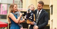 Blake Lively and Ryan Reynolds' daughter finally has a name http://trib.al/qQ5FTNG 📷 Mamamia #Celebs #NEWS #BIZBoost