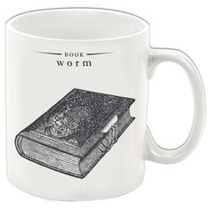 I Just Love It Bookworm Mug Bookworm Mug - Gift Details. Always got their head in a classic novel? Always dreaming of corsets men on horses and elaborate ballrooms? Our Bookworm Mug will make a wonderful gift. Inspired by the g http://www.MightGet.com/january-2017-11/i-just-love-it-bookworm-mug.asp