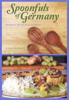 These are recipes either from my book Spoonfuls of Germany, recipes I posted on this blog, or recipes I contributed elsewhere. Soups Cheese and Leek Soup with Ground Beef (Käse-Lauch-Suppe mit Hack…