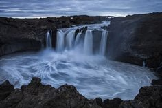 Aldeyjarfoss by wim denijs on 500px