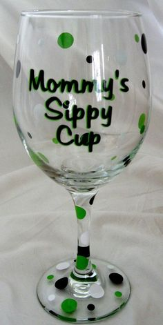 I think I should make one of these for my sister and it would say Grandma's Sippy Cup.