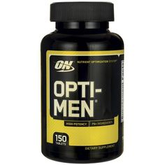 Shop the best Optimum Nutrition Opti-Men 150 Tabs products at Swanson Health Products. Trusted since we offer trusted quality and great value on Optimum Nutrition Opti-Men 150 Tabs products. Proper Nutrition, Nutrition Tips, Healthy Nutrition, Holistic Nutrition, Nutrition Education, Broccoli Nutrition, Complete Nutrition, Nutrition Classes, Cheese Nutrition