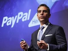 Paypal President Quits To Join Facebook