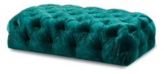 COCOA ISLAND Chesterfield Bench / Foot Rest by BRETZ