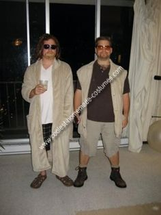 coolest homemade walter from big lebowski costume second bestbest halloween - Good Halloween Costumes For Big Guys