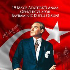 19 Mayıs Atatürk'ü Anma ve Gençlik Spor Bayramınız Kutlu Olsun. www.tavcam.com #tavcamavize #19 #Mayıs #Atatürk #Anma #Gençlik #Spor #Bayramı #19MayısAtatürkAnmaveGençlikSporBayramı