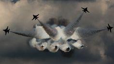 Korean airshow team, Black Eagles!