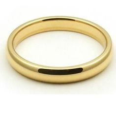 14k Yellow Gold 3mm Dome Wedding Band Medium Weight  Size 13 -- Read more reviews of the product by visiting the link on the image.(This is an Amazon affiliate link and I receive a commission for the sales)