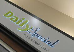 Daily Special in Viru centre, Tallinn