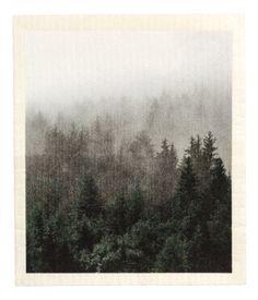 Spültuch mit Fotodruck. Größe 17x20 cm. 1,99 goth