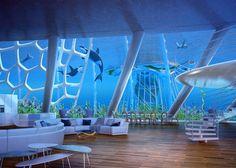 Clever Underwater Eco Village Plans – Fubiz Media