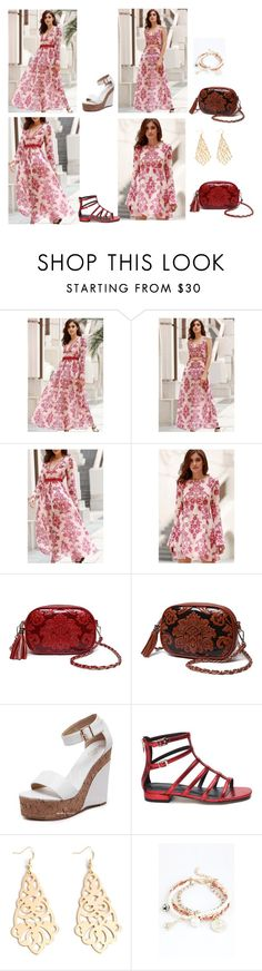 """OOTD, Zaful.com"" by freida-adams ❤ liked on Polyvore"