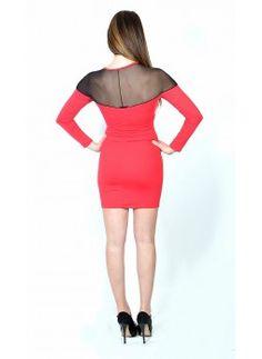 Abito rosso con tulle e applicazioni https://www.fashionbrasil.it/abbigliamento-donna/abito-rosso-con-tulle-e-applicazioni.html