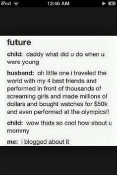 Lol found this and had 2 pin it!<<< so my future